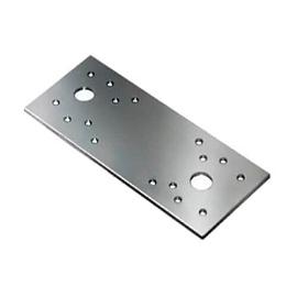 Пластина крепежная KP-180х65x2.5 толщина 2.5 мм