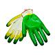 Перчатки трикотажные с двойной обливной ладонью из латекса L-Xl